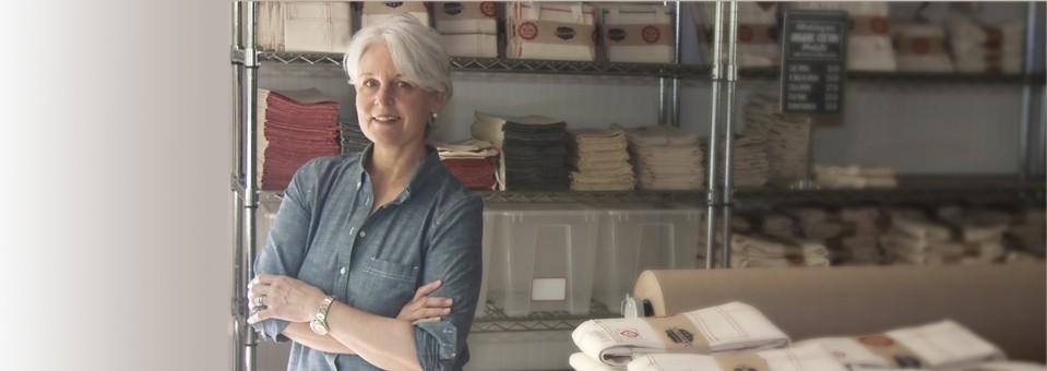 Janna Lufkin, stylist and entrepreneur